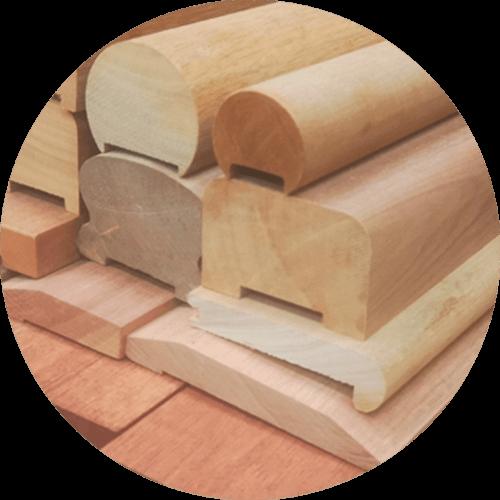 Semi-Finished Timber