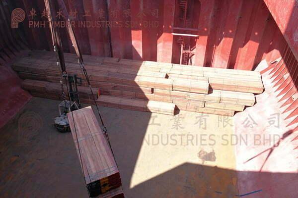 Shipping Timber
